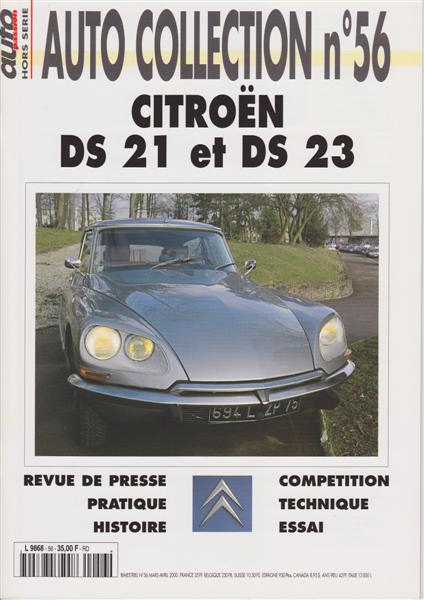 Auto-collection DS21 et DS23