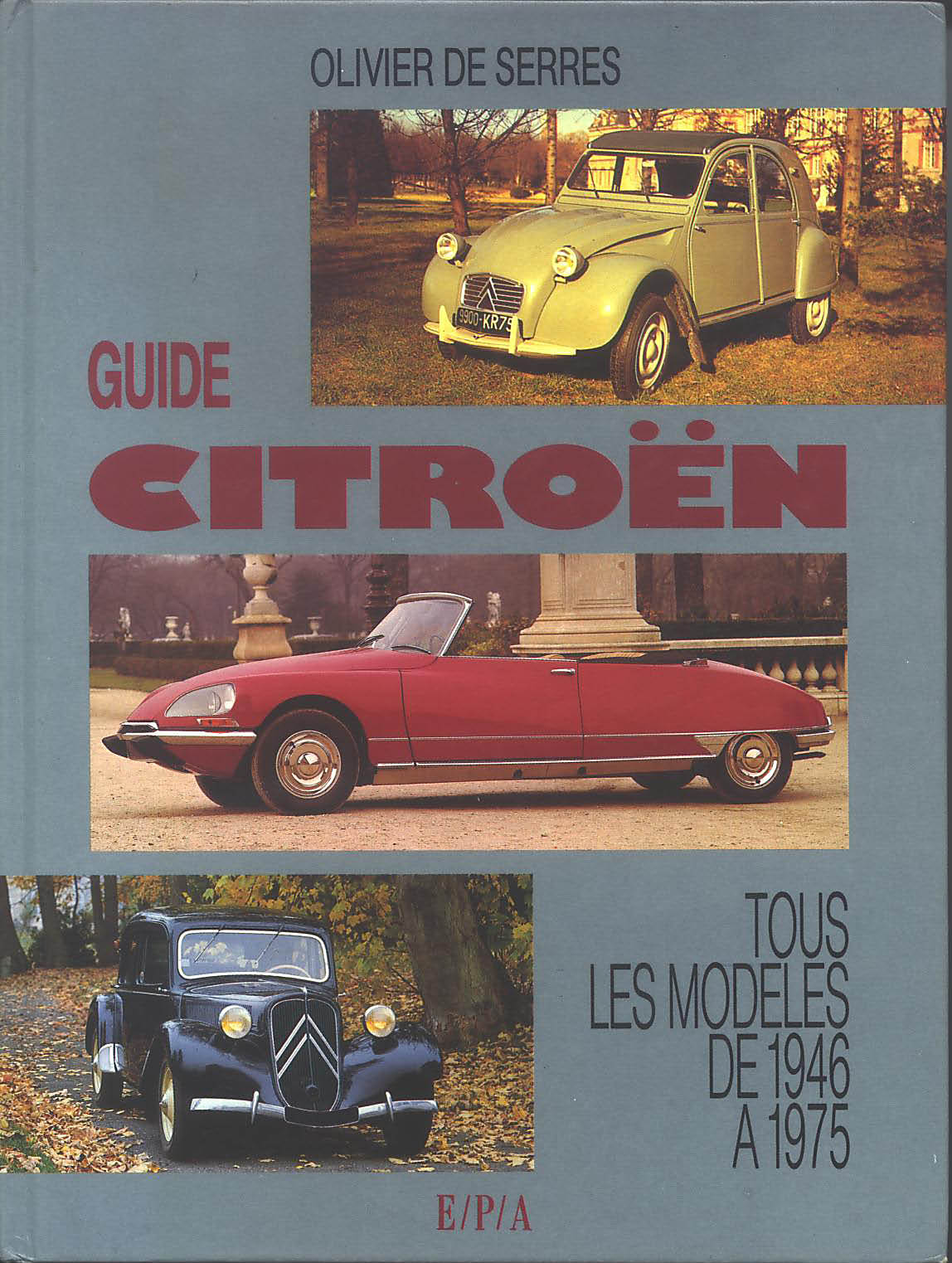 Guide  Citroën